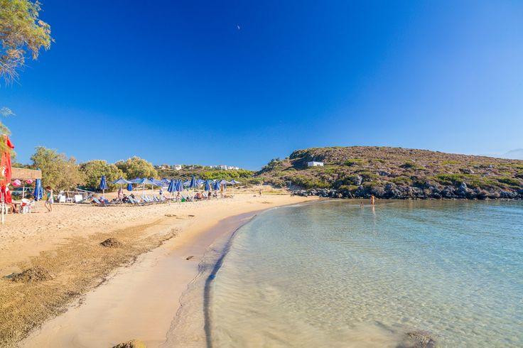 Tersanas beach in Chania