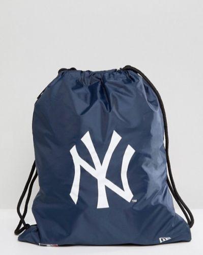 finest selection 0595b 0083a New Era Drawstring Backpack NY Yankees