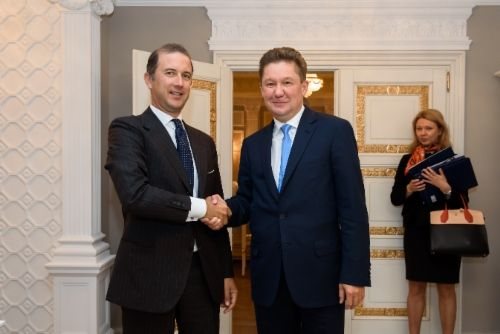 http://www.gazprom.com/preview/f/posts/60/674115/w500_010_dsc_8739.jpg Gazprom and Snam discuss potential areas ofcooperation ingas sector - http://www.energybrokers.co.uk/news/gazprom/gazprom-and-snam-discuss-potential-areas-of-cooperation-in-gas-sector