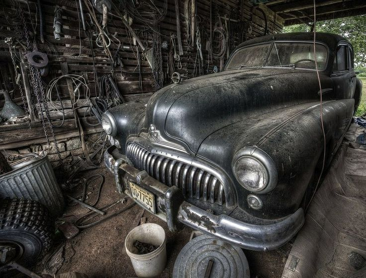 Barn Find Cars >> Barn find | US cars | Pinterest
