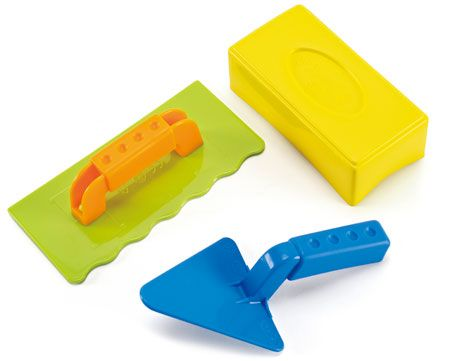 Educo Master Bricklayer Sand Toys by Hape - $5.95
