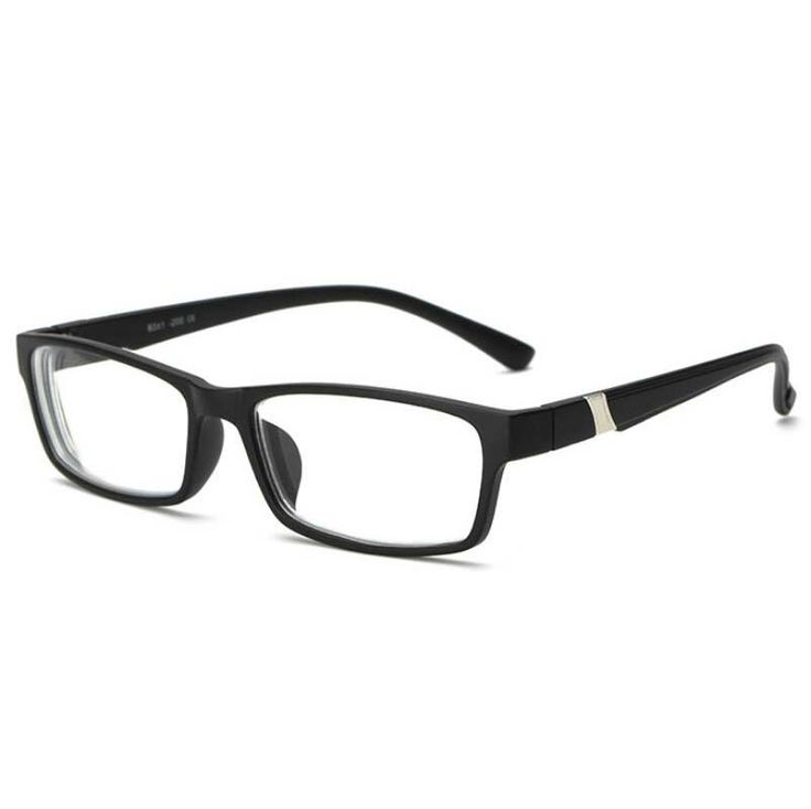 Students TR Full Frame Myopia Glasses Metal Decoration Nearsighted Eyewear Casual   1.0  1.5  2.0 to  4.5  6.0 Diopter M07-in Eyewear Frames from Men's Clothing & Accessories on Aliexpress.com | Alibaba Group
