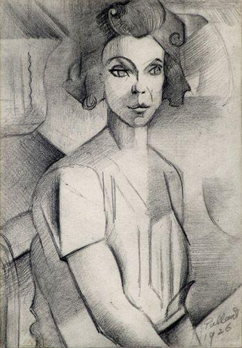 Charlotte van Pallandt, 1926