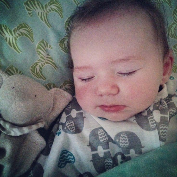 Baby Sleep Training : Ferber Method at 5 Months Old