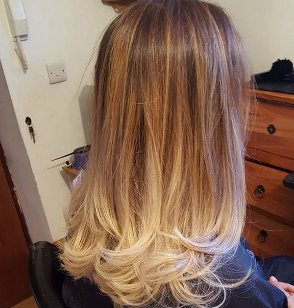 Ombre Hair Color 2018 The Unique Signature Styles With Images