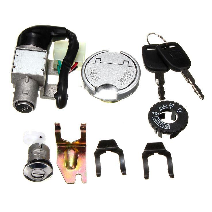Gy6 50cc universal zündschloss schalter tankdeckel schlüsselsatz für roller moped …   – Everything