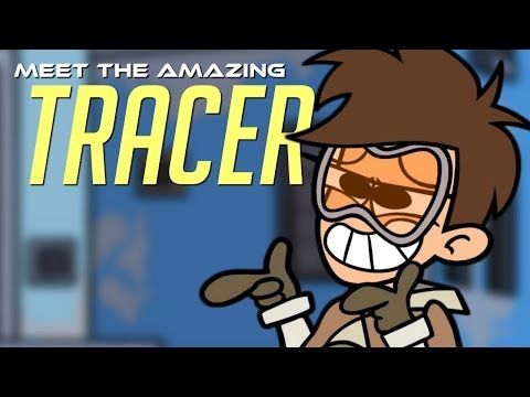 Meet the Amazing Tracer - YouTube