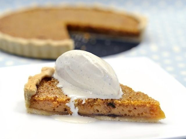 Bring on the Sweet Stuff - Traditional Treacle Tart: Treacle Tart The tart is full of delicious, sweet golden syrup and black treacle. If you can't find golden syrup then use corn syrup. And, likewise, can't find black treacle dark molasses will do.