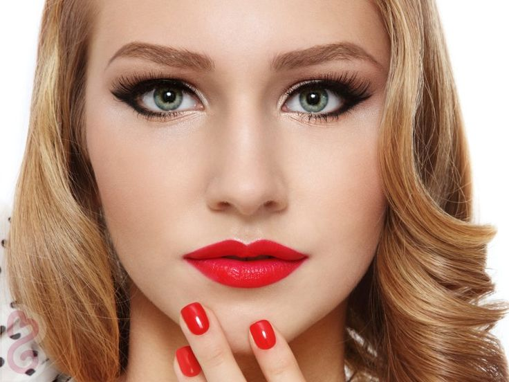 Makeup Tips For Green Eyes And Pale Skin Blonde Hair Cosmetik