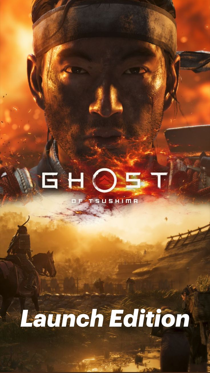 Ghosts of Tsushima - Launch Edition : An immersive guide by Lynxotic