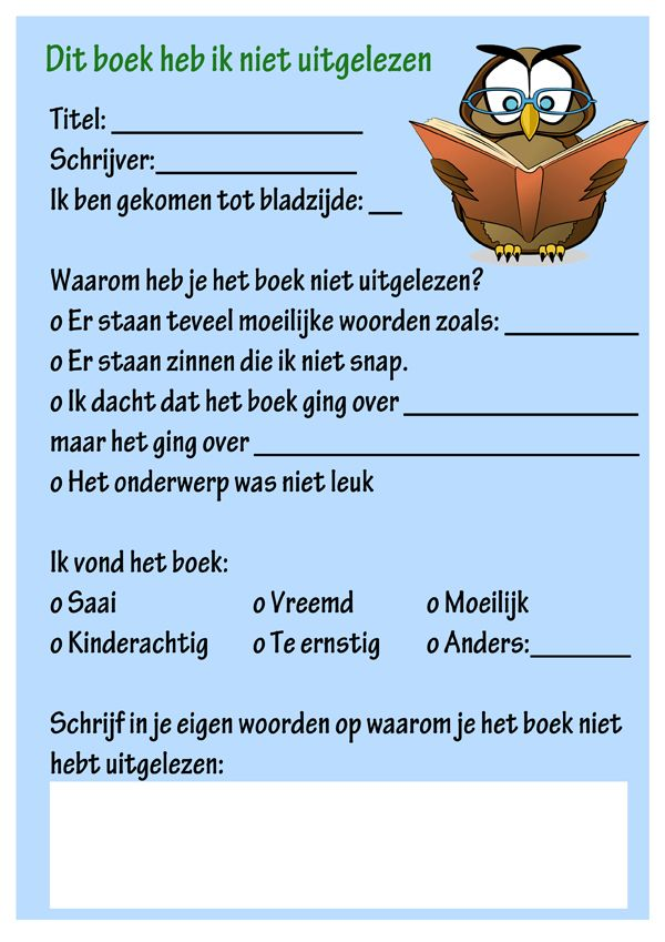 Dit boek heb ik niet uitgelezen - Boekverslag - Meestertim.nl