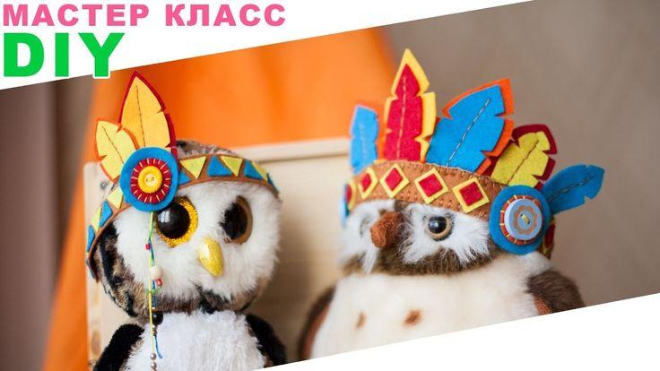 Корона из перьев | Индейцы | StasiaCool DIY
