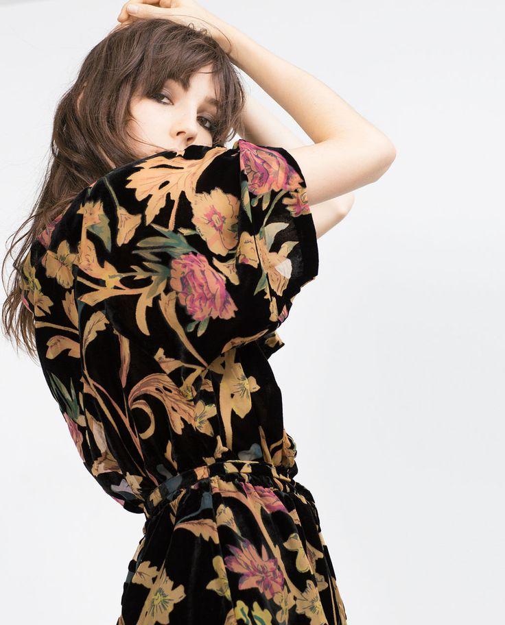 Imagem 3 de VESTIDO OVERSIZE da Zara