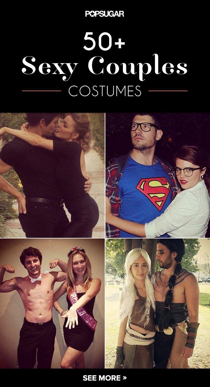 60 Sexy Halloween Couples Costume Ideas
