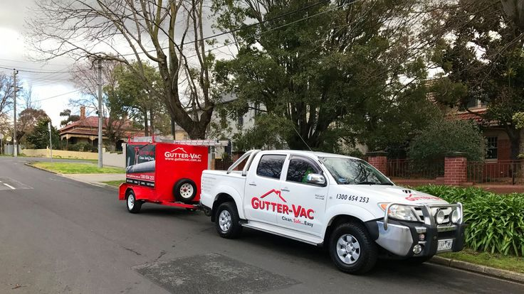Did you know that you don't even have to be home for us to clean your gutters? We can easily service your property while you're at work; at Gutter-Vac, we are all about making your life easy and convenient. Give us a call on 1300 654 or visit www.guttervac.com.au for a free quote.