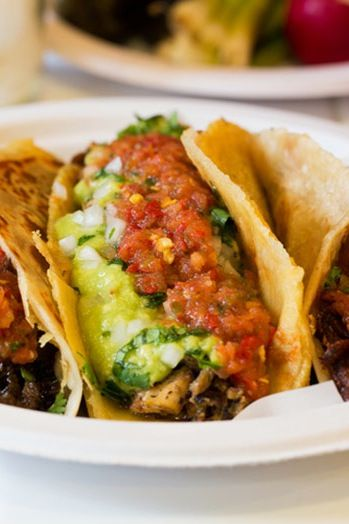The Best Tacos in NYC, Ranked via @PureWow Los Tacos No. 1