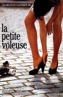 La petite voleuse - 1988 - Claude Miller - scénario François Truffaut - Charlotte Gainsbourg