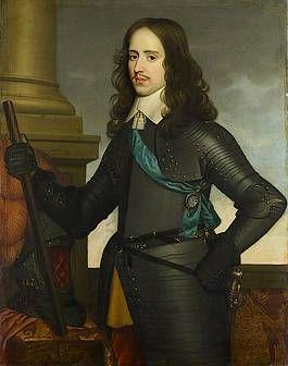 Stadhouder Willem II -  Gerard van Honthorst, 1651 (Rijksmuseum Amsterdam)