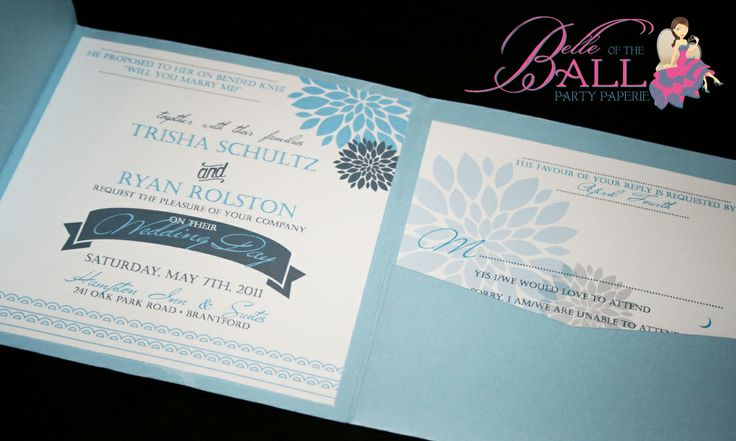 *** NEW *** recently added to our wedding collection. Elegant, Customizeable, Affordable wedding / event designs & stationery. http://belleoftheballpartypaperie.weebly.com/wedding-collection.html