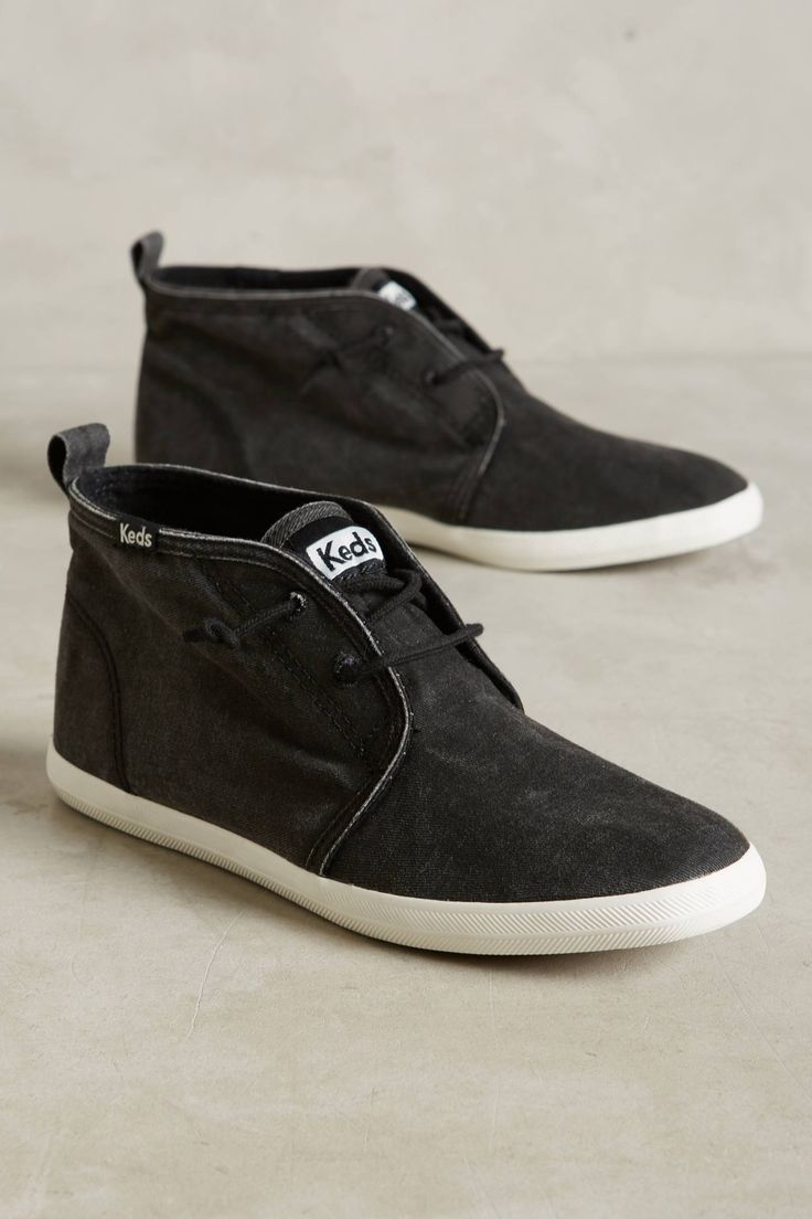 Slide View: 1: Keds Chukka High Top Sneakers