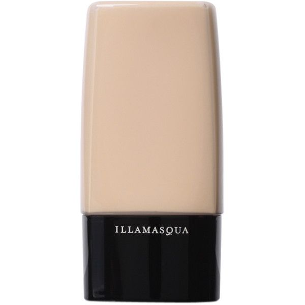 Illamasqua Rich Liquid Foundation (60 CAD) ❤ liked on Polyvore featuring beauty products, makeup, face makeup, foundation, beauty, illamasqua foundation, illamasqua and liquid foundation