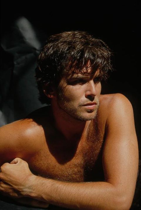 Pierce Brosnan - young and VERY handsome