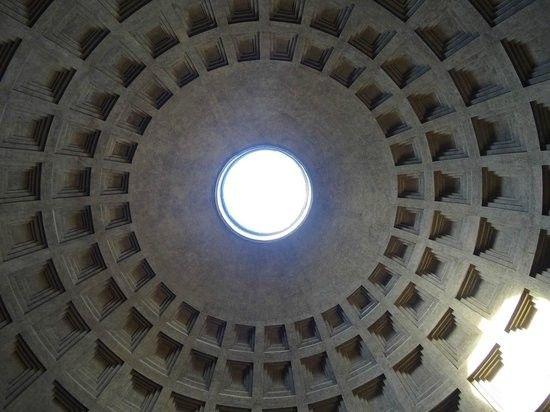 Pantheon, il grande calendario di pietra