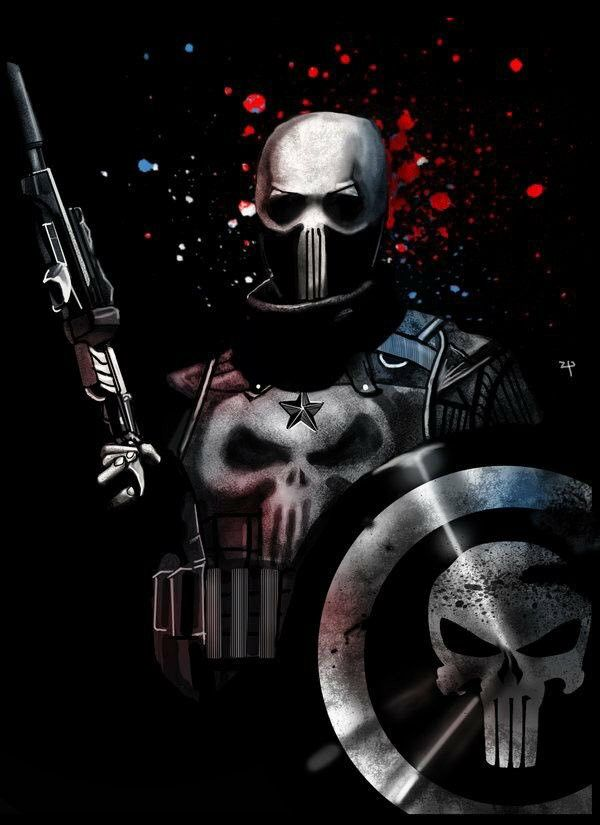 The Punisher.......