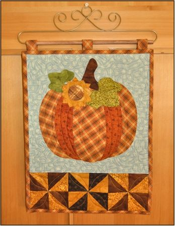 Vintage Blessings Wall Hanging Kit - October: Like these fabrics!