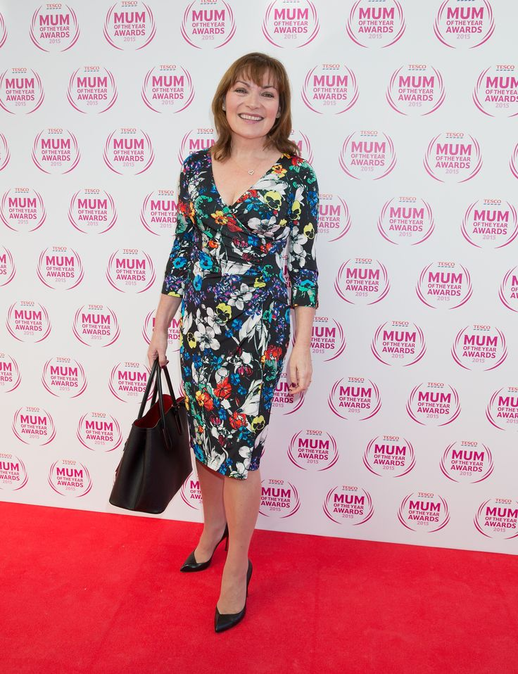 Lorraine Kelly – Tesco Mum Of The Year Awards in London 01.03.15