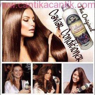 Caviar Conditioner, dapat merangsang pertumbuhan rambut baru sehingga dengan penggunaan secara terus menerus akan membantu melebatkan rambut. **Selengkapnya: http://c-cantik.me/id8 **Order Cepat: http://m.me/cantikacantik.id  KONTAK KAMI DI - PIN BBM 2A8FB6B4 - SMS / WA 081220616123 Untuk Fast Response
