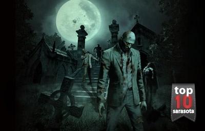 10.26.-27.2012 Cemeterror Haunted Yard