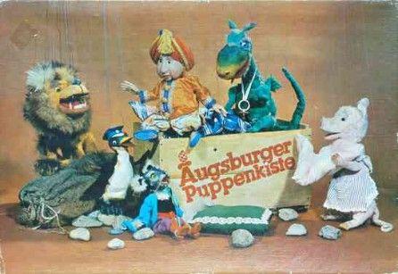 Augsburger Puppenkiste: Urmel aus dem Eis