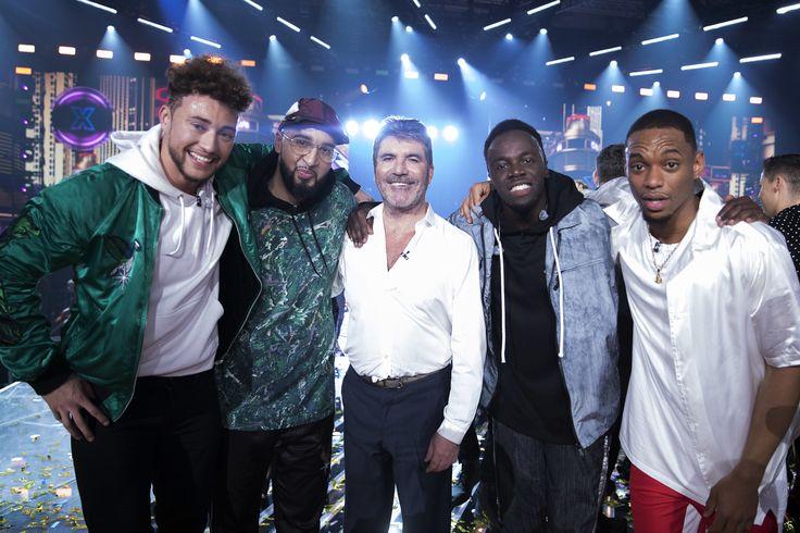 X Factor Final Pulls In Lowest Ratings Ever As Rak-Su Are Crowned Winners