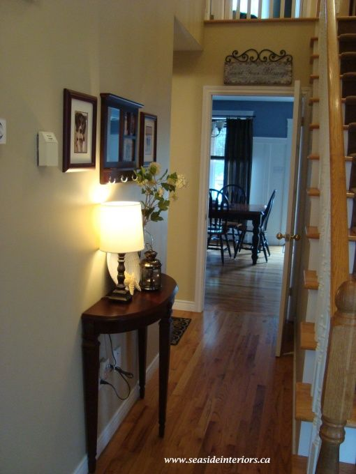 11 best images about fix my ugly split level entry way on ...