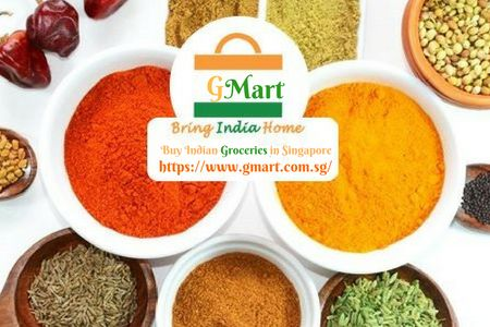 Buy #Indian #Masalas & #Spices, #Grocery #Products, #Patanjali Products, #Edible #Oils & #Ghee, #Snacks, Dry Fruits & Nuts,Dairy Product & Bakery,#Pickles, Sauces & Dips,Home Care,Personal Care Products Online in #Singapore @ http://www.GMart.com.sg