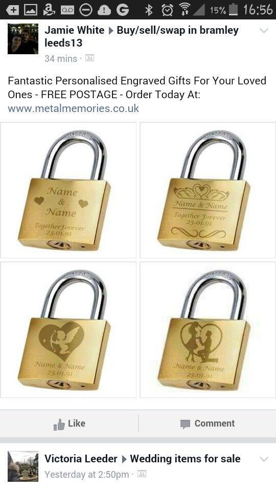 Love locks (love lock bridge Cyprus)