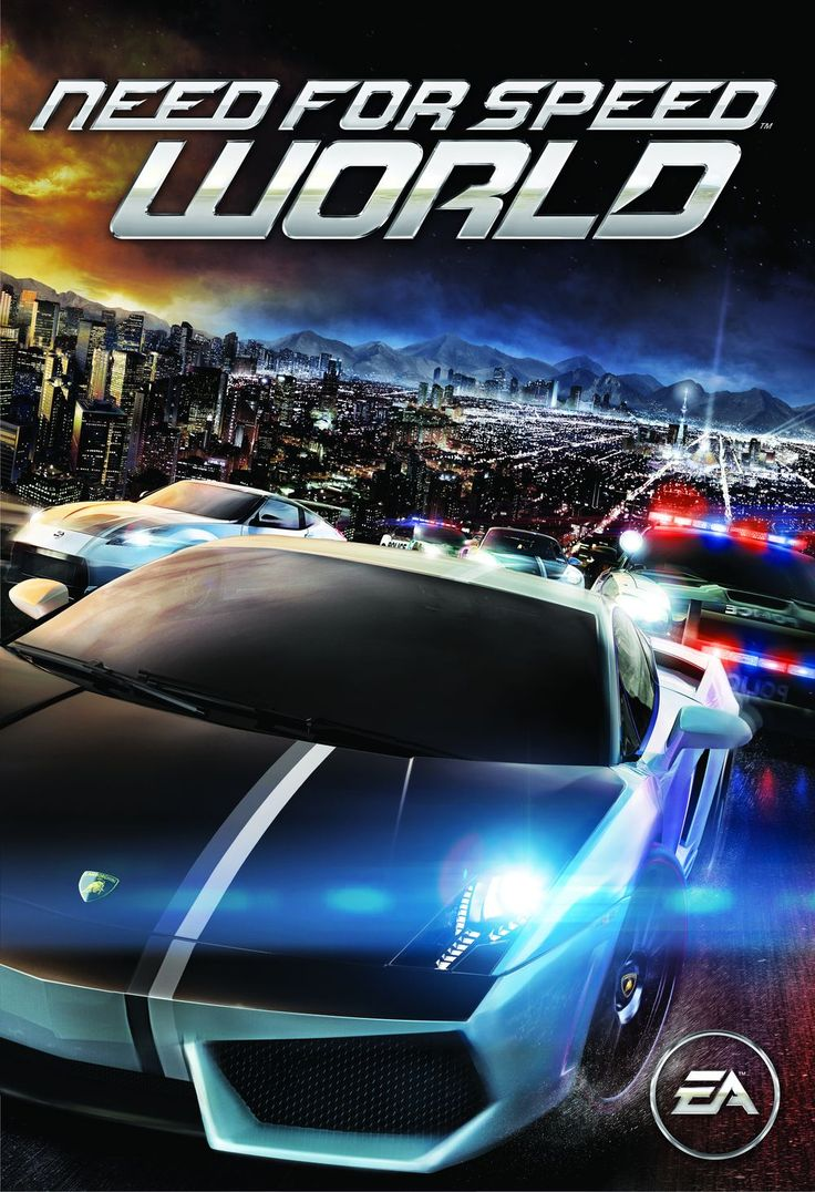 Need for speed world banner