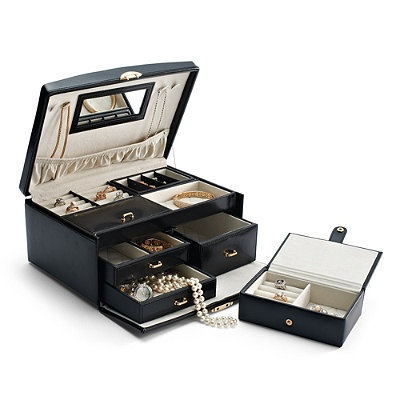 Large Jewelry Box - Frontgate    $179.00