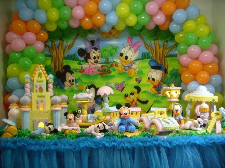 Disney Baby Shower Cakes | 800px