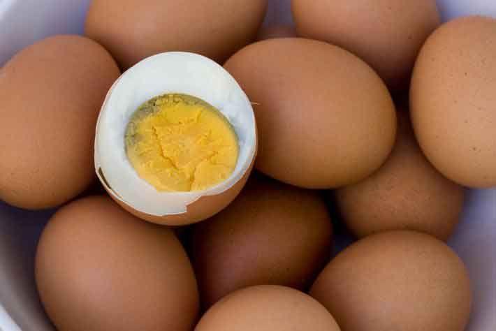 Ruyada 4 Yumurta Gormek Boiled Egg Diet Boiled Eggs All Vitamins