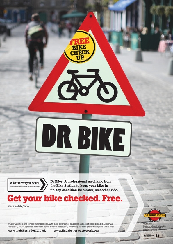 GET YOUR BIKE CHECKED FOR FREE- at the Dubai Outdoor Show with the Bike Doctor!