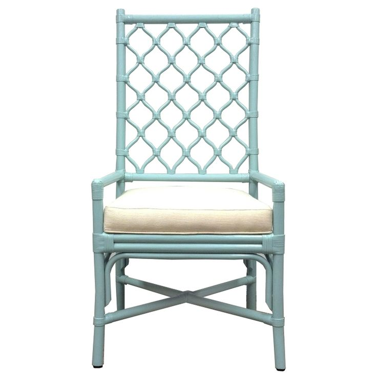 Ambrose Blue Dining Chair