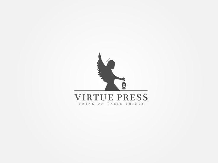 "Logo ""Virtue Press"""