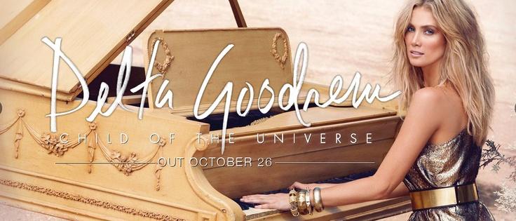 Delta Goodrem album cover #celebrity  #makeup by Noni Smith