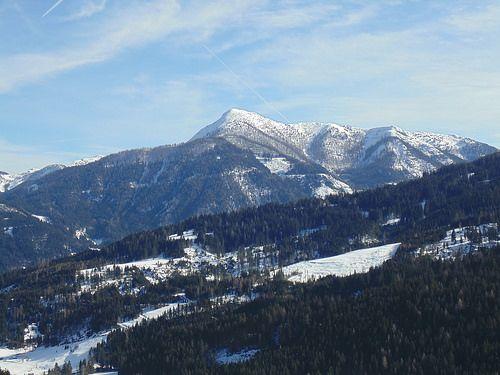 Wagrain Mountains