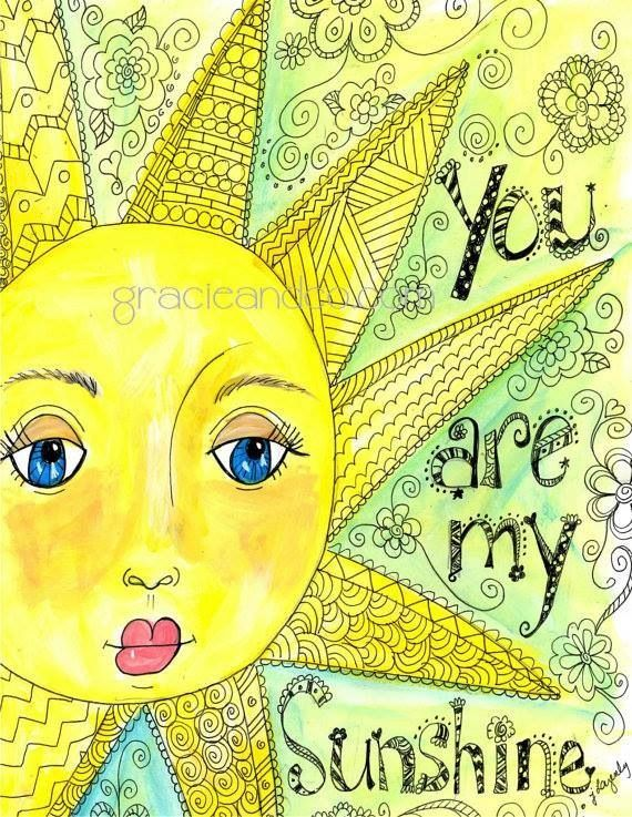 You are my sunshine: from my new blog feature and The Happiness Pages @ collegereadycoach...let's spread some #sunshine :)
