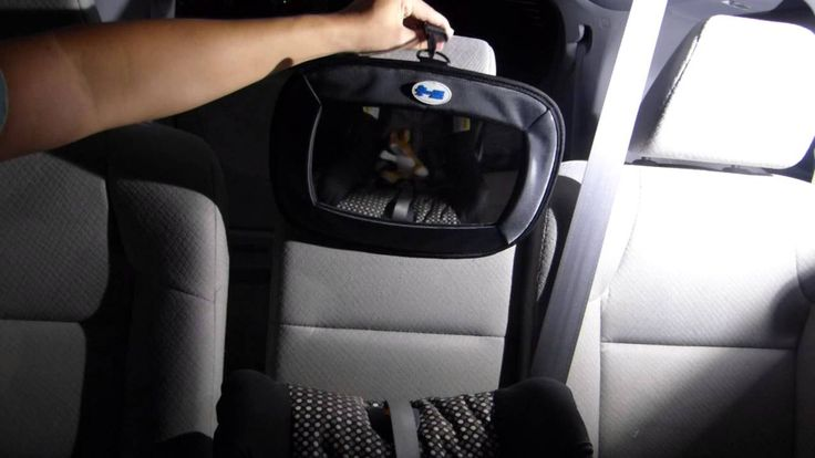Check out our brilliant baby car mirror installation instructions http://www.amazon.com/Baby-Car-Mirror/dp/B00ZWBHL1S