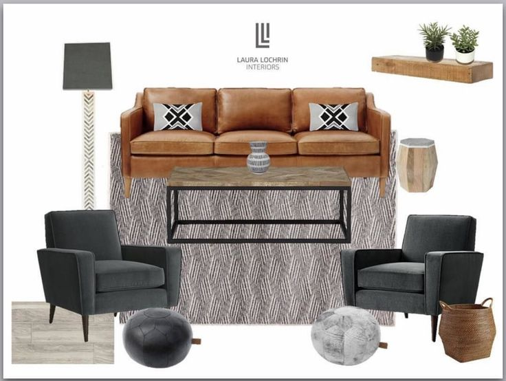 Best Living Room Moodboard Mid Century Living Room Design 400 x 300
