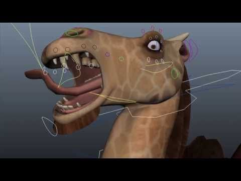 Rigging and Animation Demo Reel 2013 - YouTube